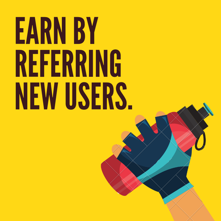 Earn By Referring New Users