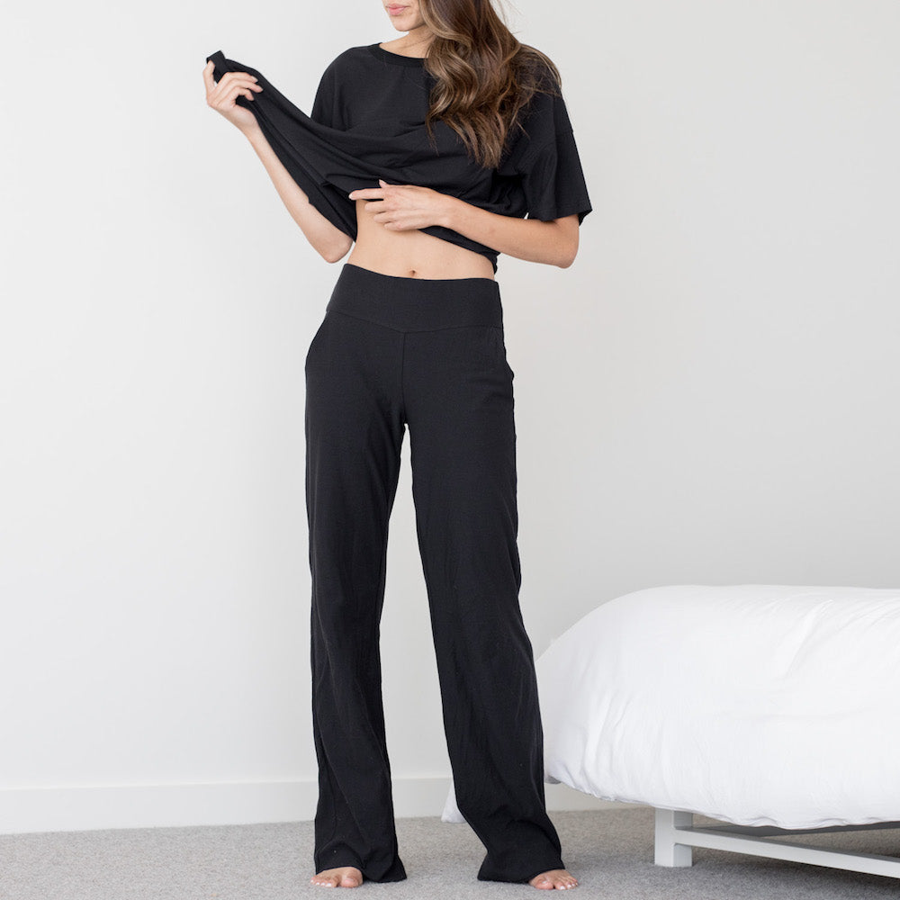 Cool High Rise Pant