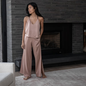Washable Silk Cami Pant Set