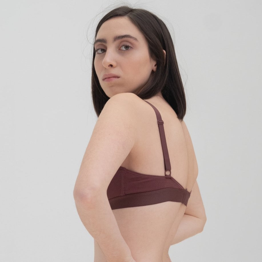 Basic Bra - GOTS Certified Organic Cotton (NEW COLLECTION)