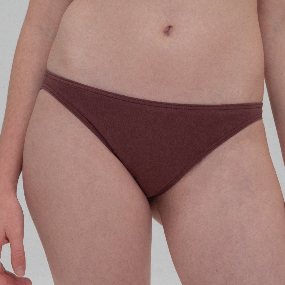 Hipster Brief - GOTS Certified Organic Cotton (NEW COLLECTION)