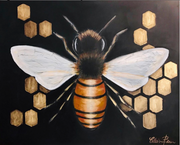 Bee Yourself - Original Art