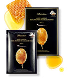 JM SOLUTION Honey Luminous Royal Propolis Bio Cellulose Mask (1box-10pcs)
