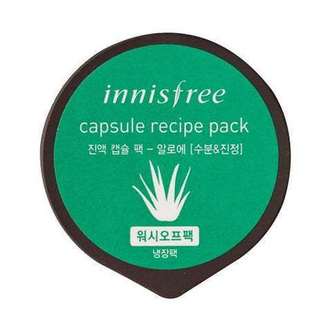 INNISFREE Capsule Recipe Pack-Aloe