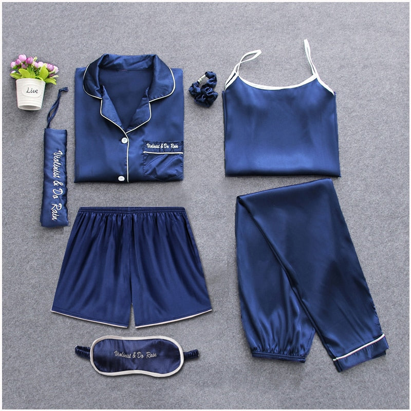 7 Pieces Lounge Set