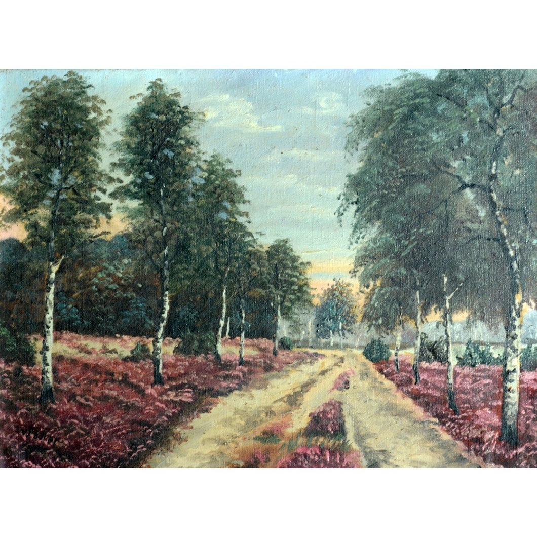 Landscape by An Unidentified Artist