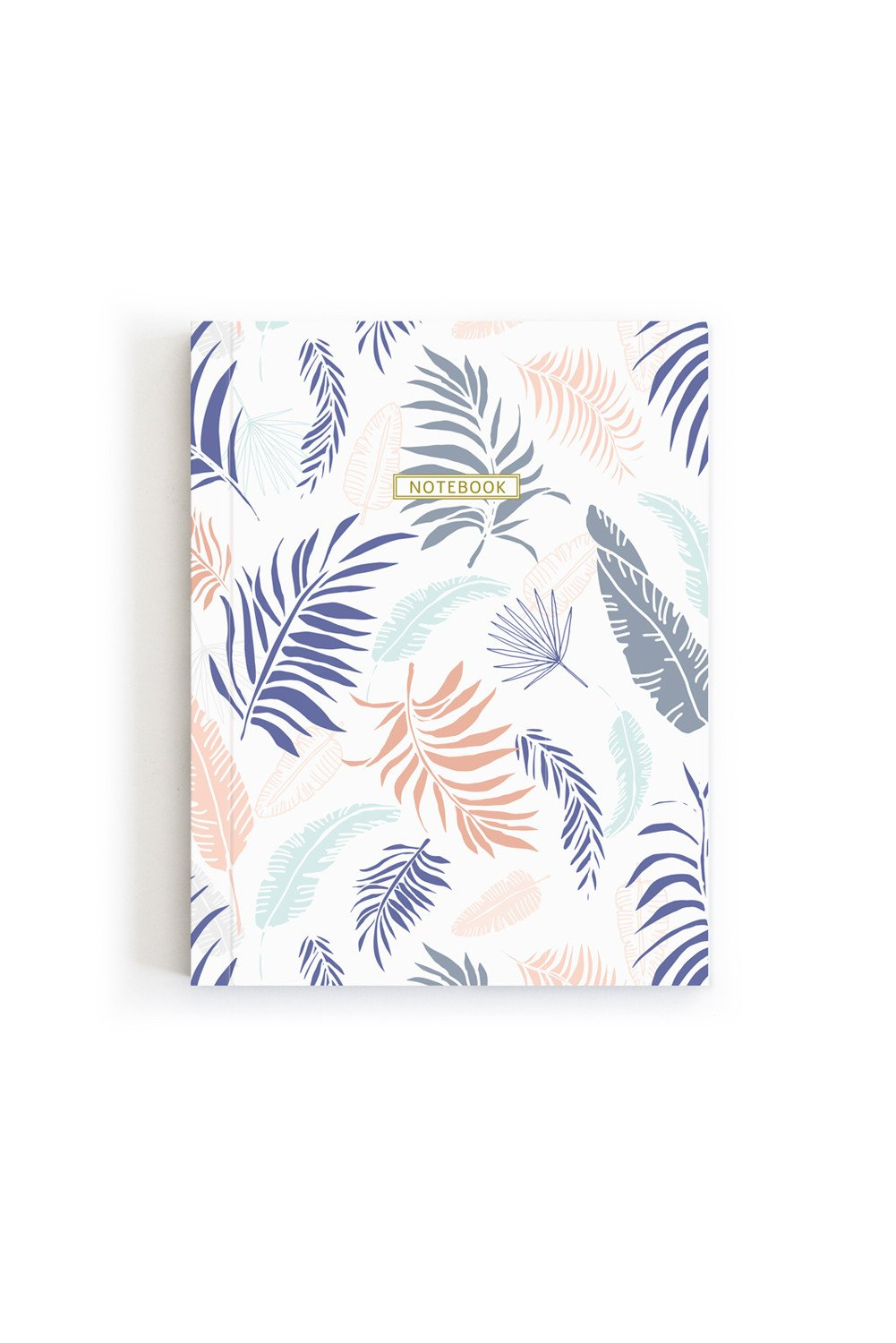 Mini Notebook - Leafs