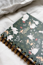 Spiral Mini Notebook - Bunnies