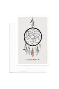Card - Wild West - Dream Catcher