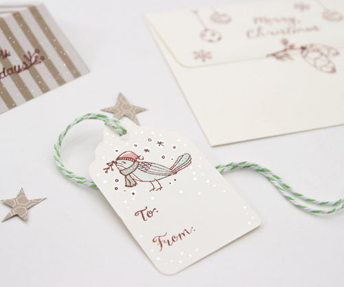 Christmas  Clear Stamps set - 20 different clear stamps