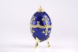 Navy Russian Egg