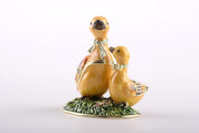 Ducks Trinket Box