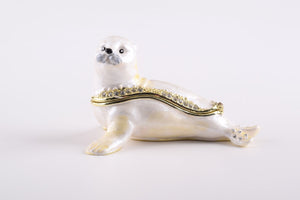 Seal Trinket Box