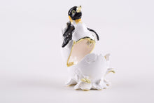 Penguin Trinket Box