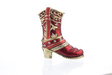 Red Musketeer Shoe