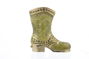 Green Musketeer Shoe