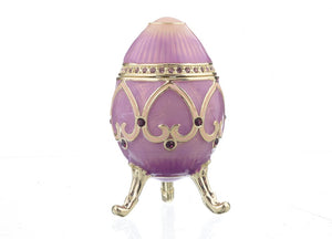 Purple Faberge Egg
