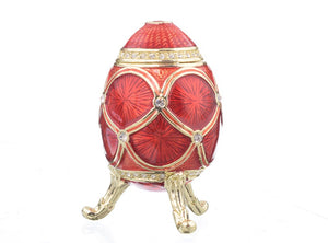 Red Faberge Egg