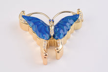 Golden Blue Butterfly