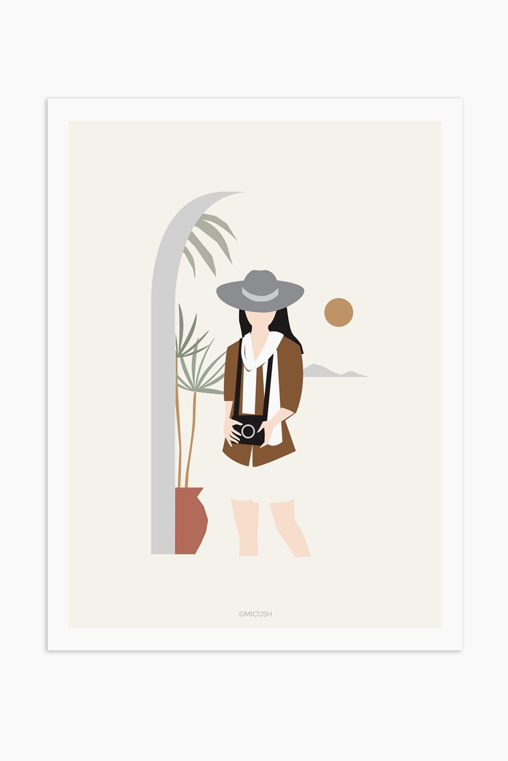 Art Print - Forever Exploring No.3
