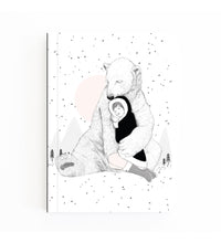 Pocket Notebook - Polar Love