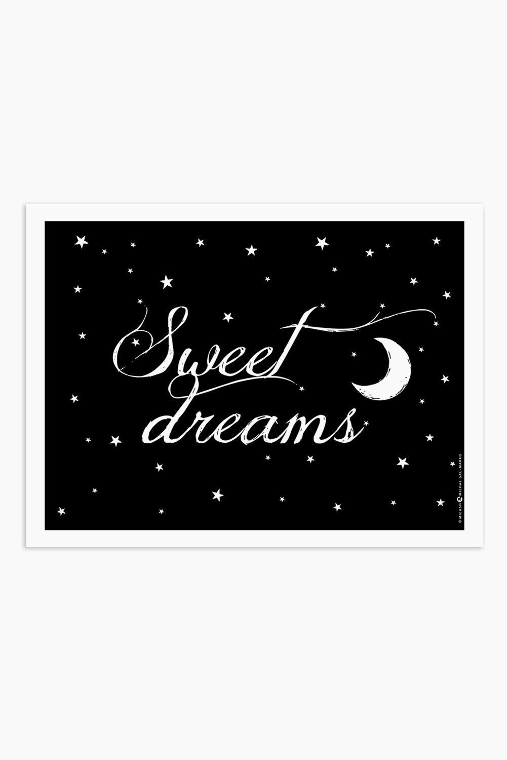 Art Print - Sweet Dreams