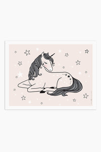 Art Print - Unicorn - Only available in Israel!