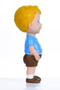 Blonde Hair Boy Doll