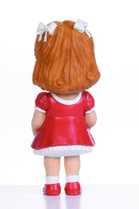 Brown Hair Girl Doll