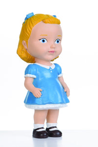 Blonde Hair Girl Doll