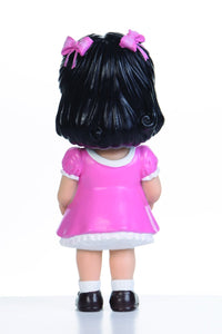 Black Hair Girl Doll