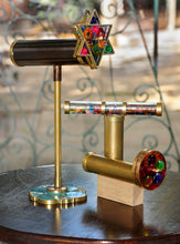 Small Long Wheels Kaleidoscope, Personalized gift, Kaleidoscope gift