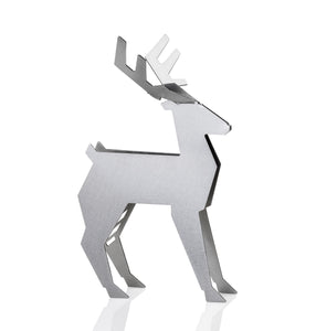 DEER - jewelry holder and organizer. Sculpture Origami Deer. Christmas gift.
