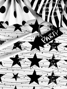Paper Placemat Happy Tables Stars
