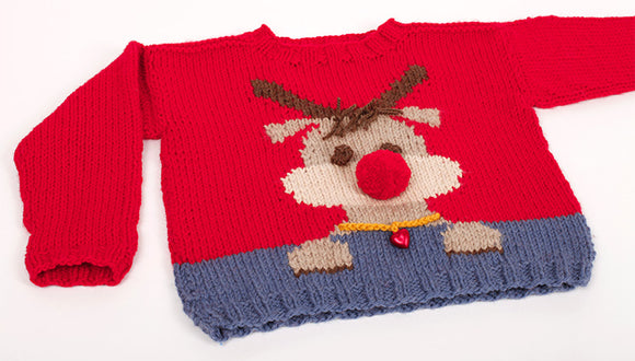 Knit Your Own Christmas Sweater - Pattern Round-up