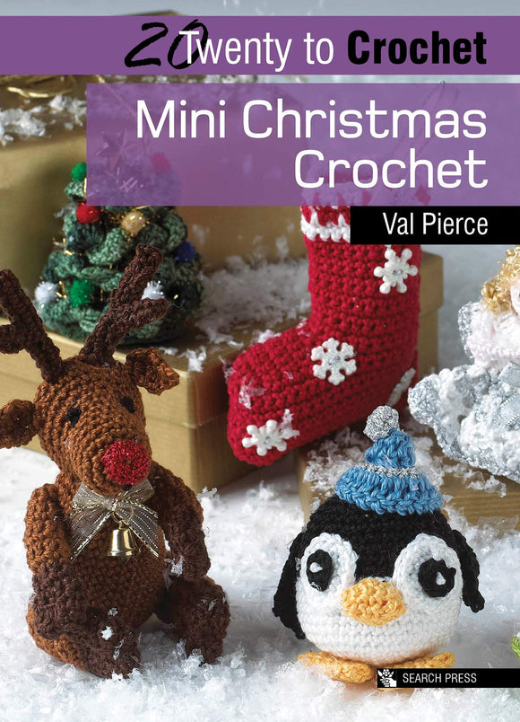 Twenty To Make: Mini Christmas Crochet