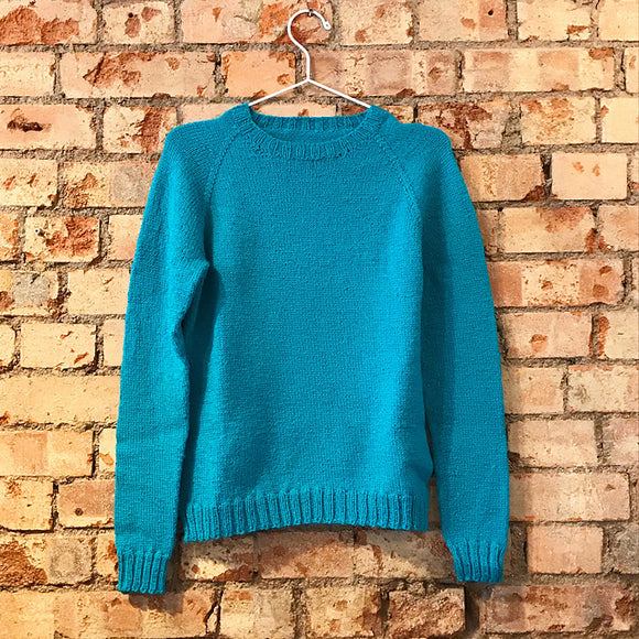 *VIRTUAL* Knit Your First Jumper Course