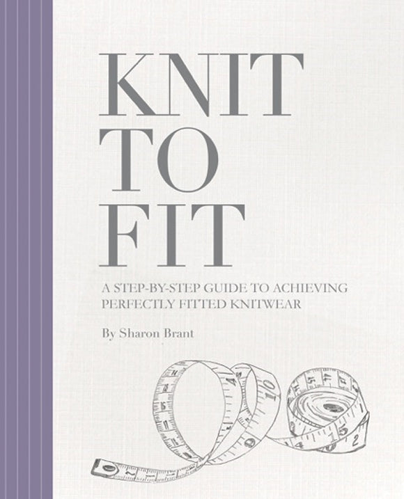 Knit to Fit - Sharon Brant