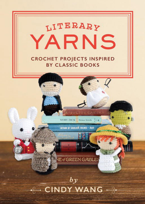 Literary Yarns - Cindy Wang