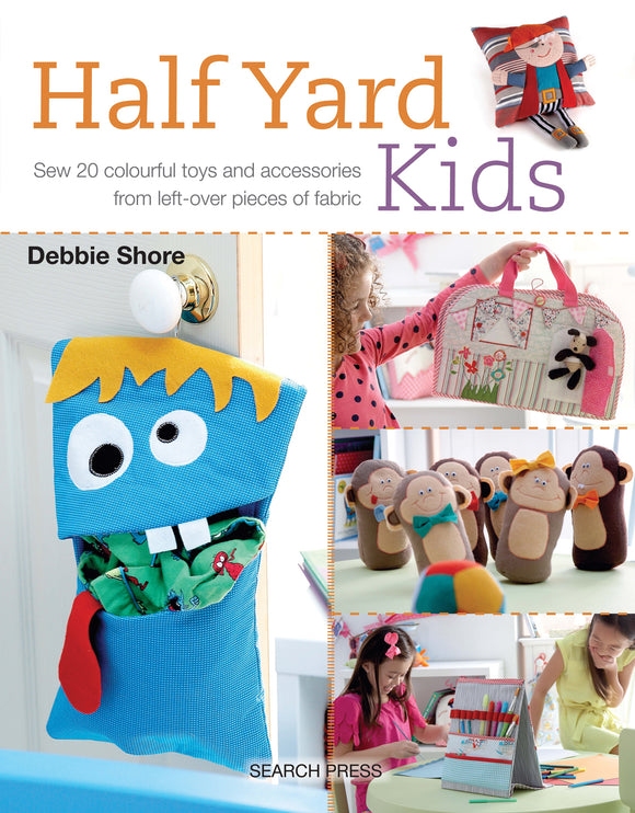Half Yard Kids - Debbie Shore