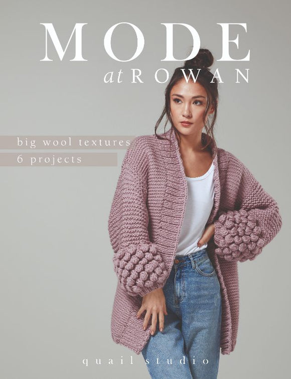 Mode at Rowan - Big Wool Textures