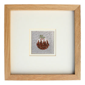 Christmas Mini Cross Stitch Beadwork