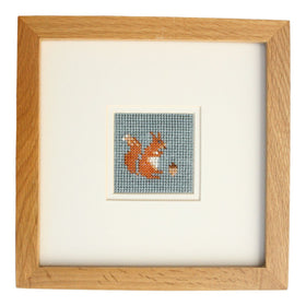 Mini Cross Stitch Beadwork