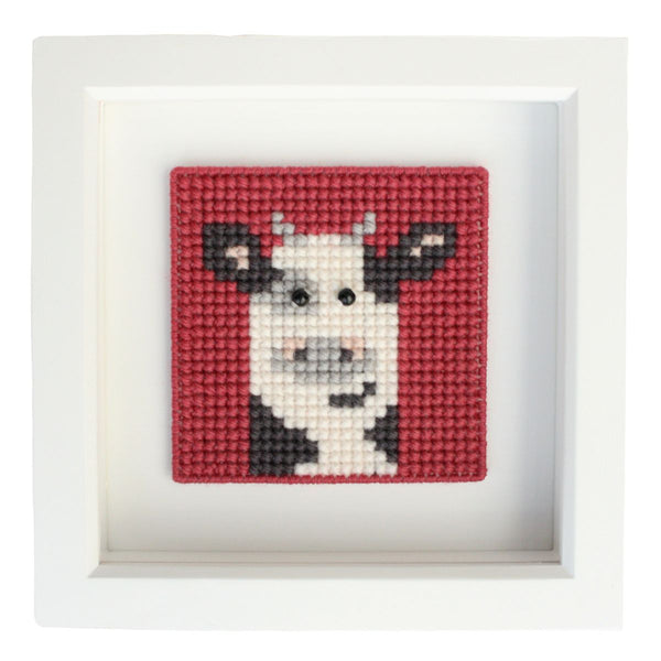 Chunky Counted Cross Stitch