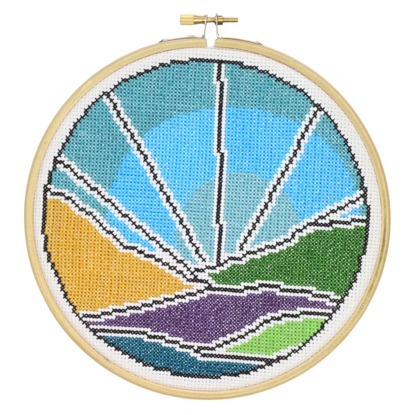 Hawthorn Handmade Cross Stitch Kits