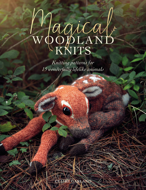 Magical Woodland Knits - Claire Garland