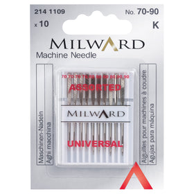 Sewing Machine Needles (Universal)