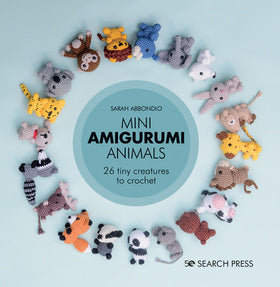 Mini Amigurumi Animals - Sarah Abbondio