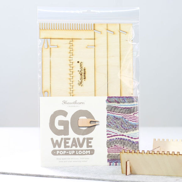 Hawthorn Handmade Pop-Up Weaving Loom