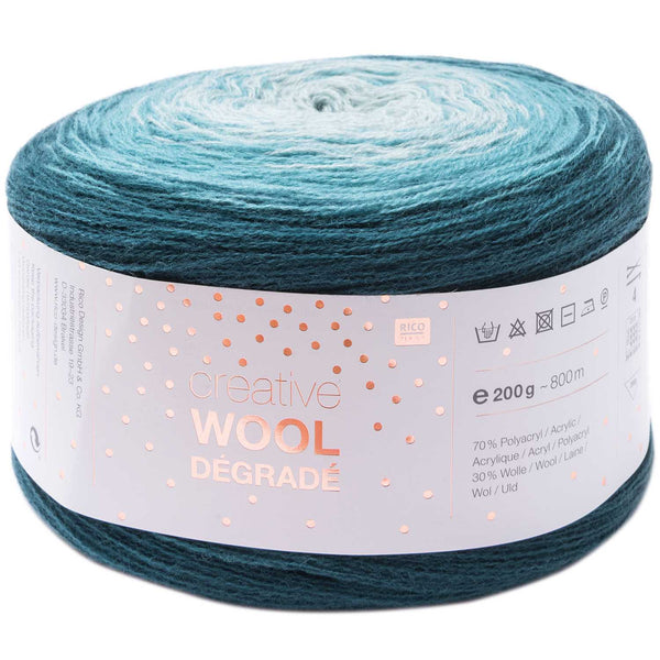 Rico Creative Wool Dégradé